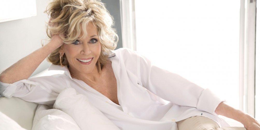 Un'immagine che ritrae Jane Fonda