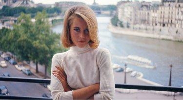 Un'immagine che ritrae una giovane Jane Fonda