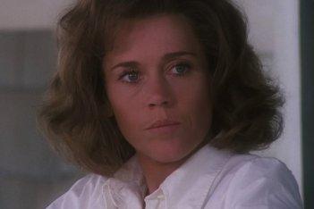 Giulia: un primo piano di Jane Fonda