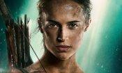 Tomb Raider: Alicia Vikander nel nuovo poster