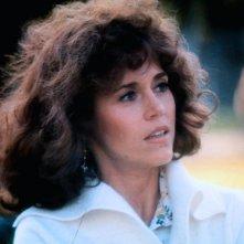 Tornando a casa: un primo piano di Jane Fonda
