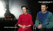 The Crown 2: Video intervista a Claire Foy e Matt Smith