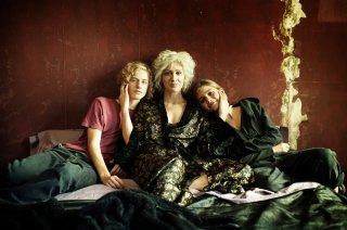 Il ragazzo invisibile - Seconda generazione: Galatéa Bellugi, Ksenia Rappoport e Ludovico Girardello in'immagine promozionale