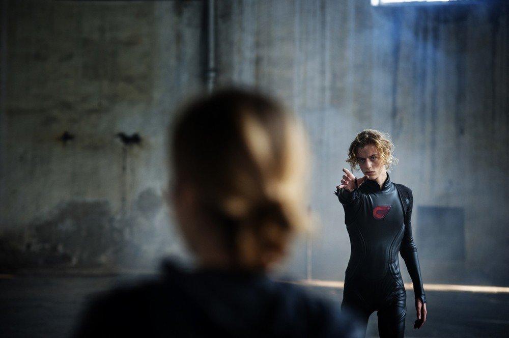 Il ragazzo invisibile - Seconda generazione: Ludovico Girardello in una scena del film