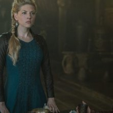 Vikings: Katheryn Winnick interpreta Lagertha