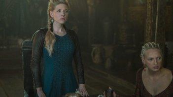 Vikings: Katheryn Winnick interpreta Lagertha