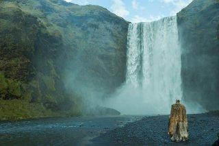 Vikings: un'immagine delle scene ambientate in Islanda