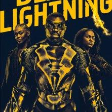 Black Lightning: la locandina della serie