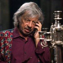 Poveri ma ricchissimi: Paolo Rossi in una scena del film