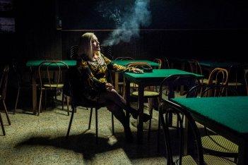 Gomorra - La Serie: Cristina Donadio in  una scena del nono episodio