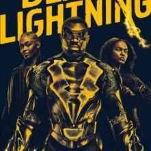 Black Lightning: un poster della serie tv