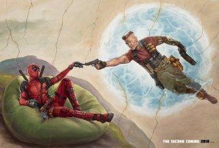 Deadpool 2: un banner promozionale
