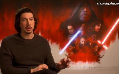 Star Wars - Gli ultimi jedi - Intervista ad Adam Driver