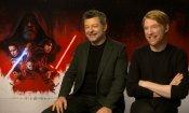 """Star Wars: Andy Serkis e Domhnall Gleeson, parla il Lato Oscuro: """"I Leader Supremi di oggi sono dei buffoni"""""""