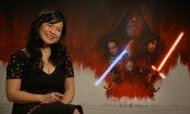 """Star Wars, Kelly Marie Tran: """"Amo gli animali, quelli de Gli Ultimi Jedi sono incredibili"""""""