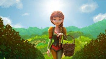 Leo da Vinci - Missione Monna Lisa: un'immagine del film animato