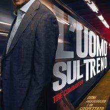 Locandina di L'uomo sul treno - The Commuter
