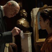 Morto Stalin, se ne fa un altro: Olga Kurylenko e Steve Buscemi in una scena del film