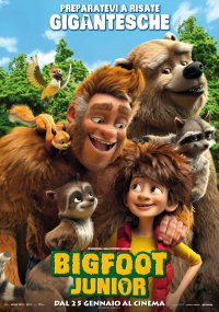 Bigfoot Junior in streaming & download