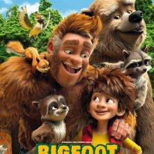 Locandina di Bigfoot Junior