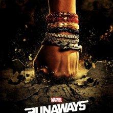 Runaways: character poster per il personaggio di Molly Hernandez