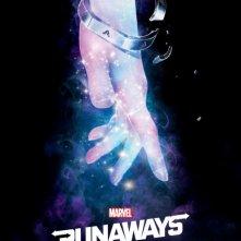 Runaways: character poster per il personaggio di Karolina Dean