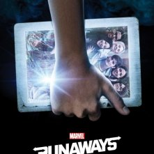 Runaways: character poster per il personaggio di Alex Wilder