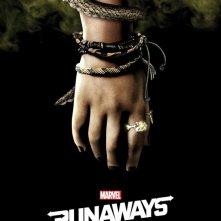 Runaways: character poster per il personaggio di Gert Yorkes
