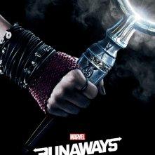 Runaways: character poster per il personaggio di Nico Minoru