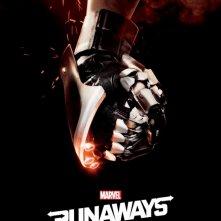 Runaways: il character poster per il personaggio di Chase Stein