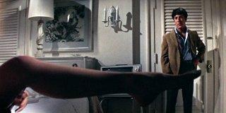 Il laureato: Dustin Hoffman in una celebre immagine del film