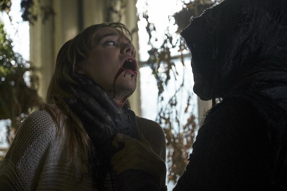 The Midnight Man: Emily Haine in un momento del film