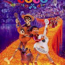Locandina di Coco
