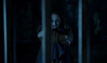 Insidious: L'ultima chiave, Spencer Locke in una scena del film