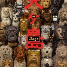 Isle of Dogs: un nuovo poster del film