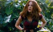 Jumanji: Benvenuti nella giungla, Karen Gillan difende i costumi indossati nel film