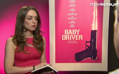 Baby Driver: intervista a Jamie Foxx e Jon Hamm