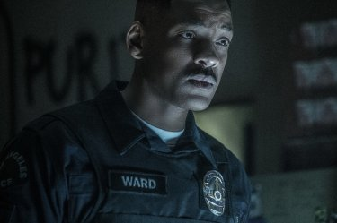 Bright: Will Smith in un momento del film
