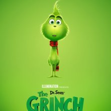 The Grinch: il poster del film animato