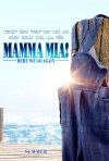 Mamma Mia! Here We Go Again, un poster del film