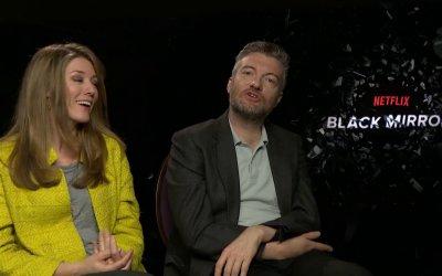 """Black Mirror 4, Charlie Brooker: """"Tra fallibità e paranoia, il futuro non è mai stato più nero di così"""""""