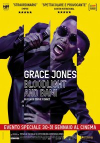 Grace Jones: Bloodlight and Bami in streaming & download