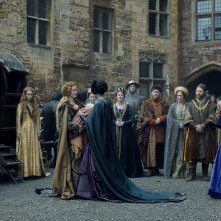 The White Princess: una foto della miniserie