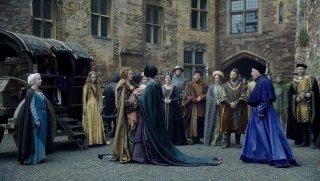 The White Princess: una foto della miniserie