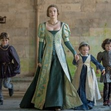 The White Princess: Jodie Comer in una foto della serie