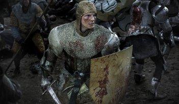 The White Princess: Patrick Gibson in una foto della miniserie