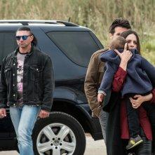 Gomorra: Ivana Lotito in un'immagine del penultimo episodio