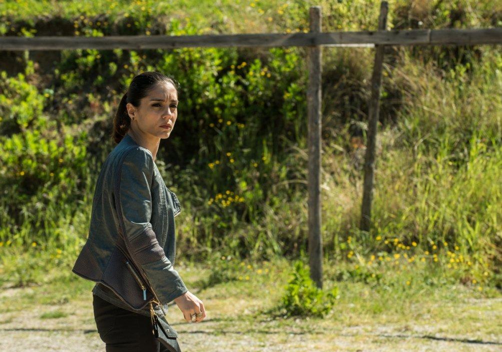 Gomorra: una scena con Cristiana Dell'Anna nel penultimo episodio