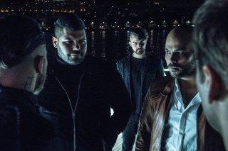 Gomorra: Marco D'Amore e Salvatore Esposito in una scena del finale di stagione