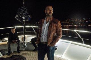 Gomorra: Marco D'Amore in una scena del finale di stagione